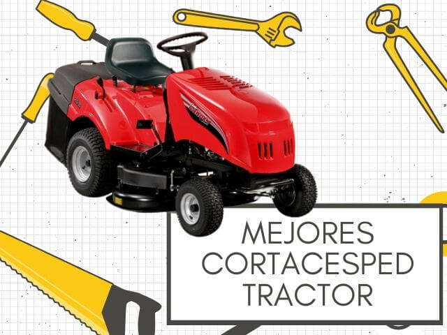 Mejores Cortacesped Tractor